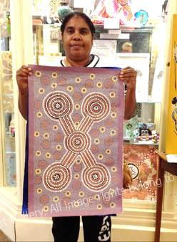 Bianca Turner Aboriginal Artist