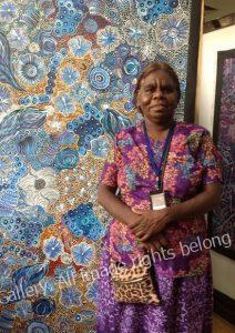 Janet Golder Kngwarreye