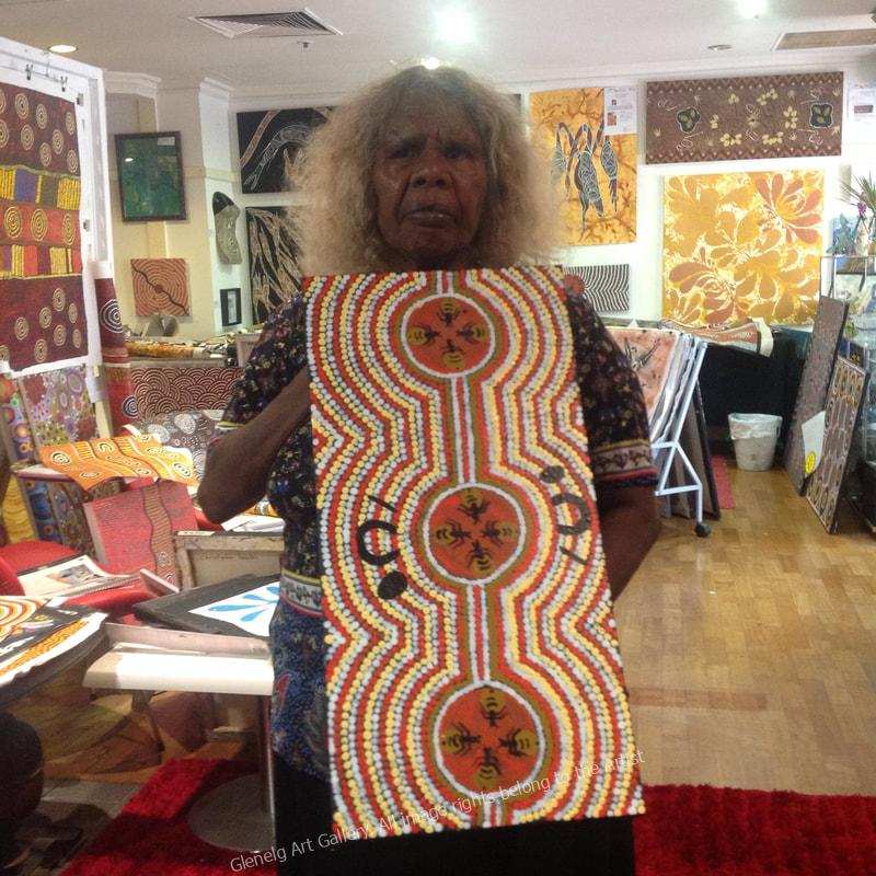 Christine Brown Glenelg Art Gallery