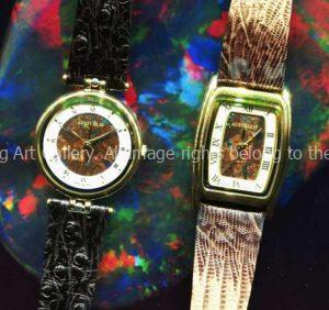 Opal dial Watches
