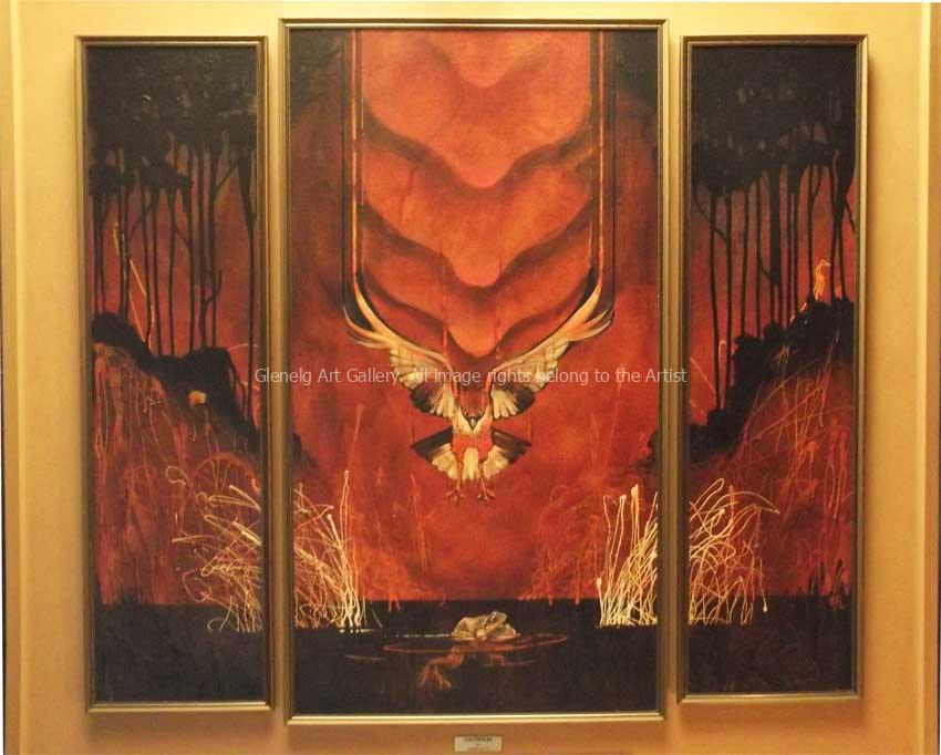John Alty Artist Glenelg Art Gallery